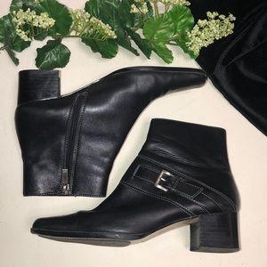 Anne Klein Super Soft Leather Boots size 6